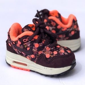 Nike Air Max 1 Liberty - Baby girl sneaker SZ 2C